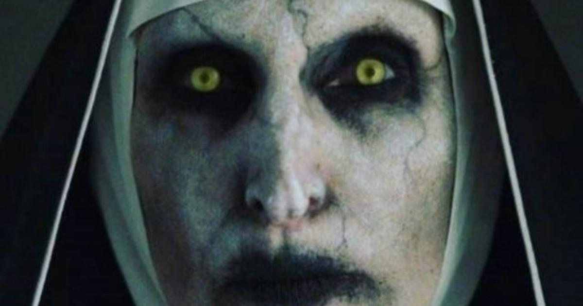 Delatan rostro detrás de la monja de 'El Conjuro 2'  ELIMPARCIAL.COM  Noticias de Sonora, México