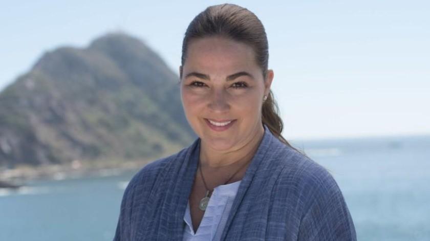 """Ahora, el rostro de Televisa en la campaña """"Una estrella más del Canal de las Estrellas"""", a finales de los años 80, sigue motivada el camino para alcanzar su meta, y a través de sus redes agradeció a sus seguidores que le han brindado palabras de apoyo.(Tomada de la red)"""