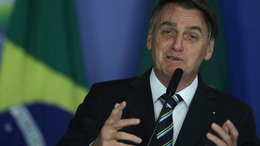 Jair Bolsonaro(Copyright 2018 The Associated Press. All rights reserved, AP)