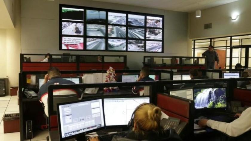 Vigilan la ciudad 24 videocámaras