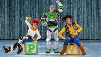 Las divertidas aventuras de Toy Story.
