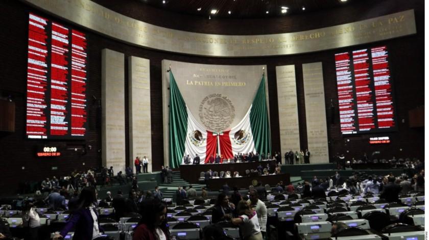 Cámara de Diputados(Agencia Reforma)