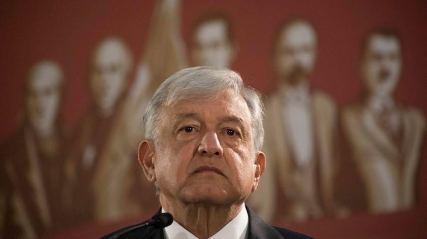 Andrés Manuel Lopez Obrador(Ilustrativa/ AP)
