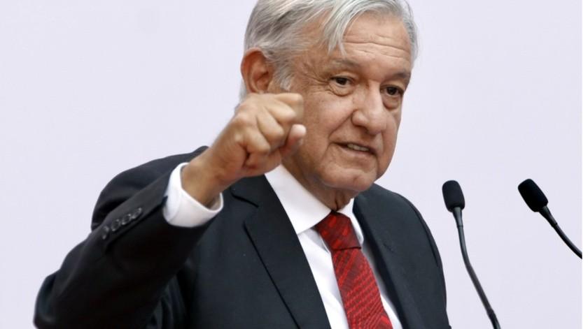 Andrés Manuel López Obrador.(Archivo)