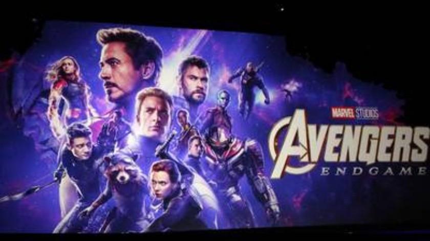 Avengers: Endgame ha ganado más de $2 billones en todo el mundo(Tomada de la Red)