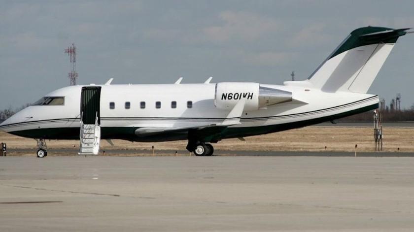De acuerdo a los primeros informes, fue el domingo cuando se perdió el contacto -al parecer en Coahuila- con la aeronave tipo Bombardier Challenger 601.