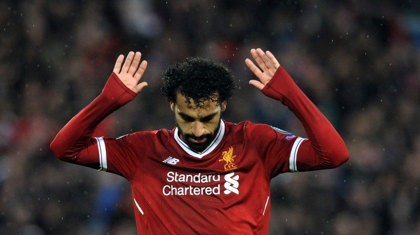 Mohamed Salah(Copyright 2018 The Associated Press. All rights reserved., AP)