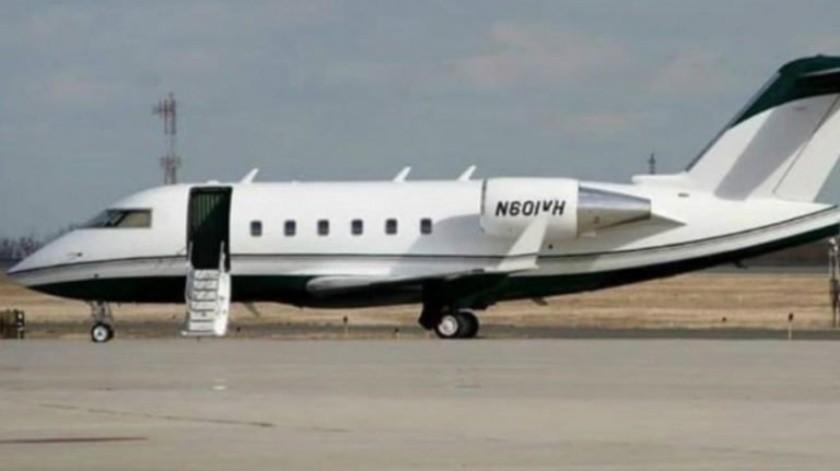 Revelan nombres de tripulación de avión accidentado