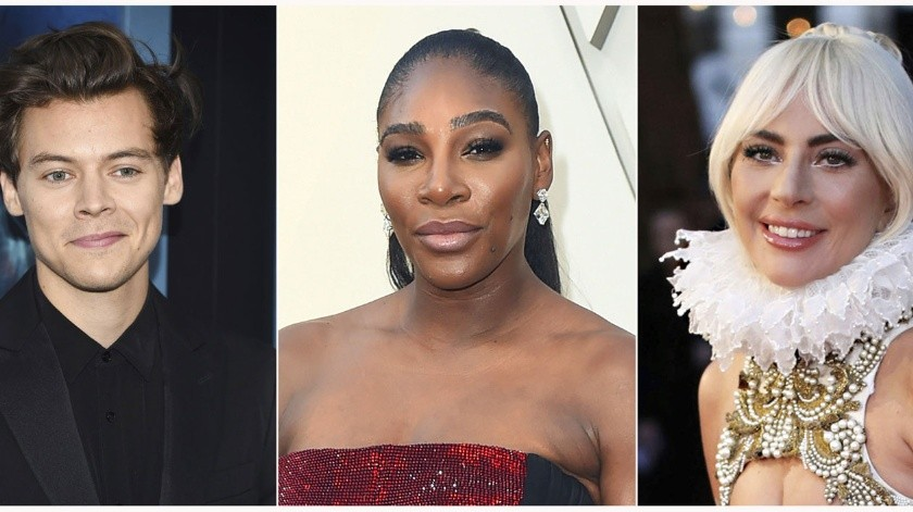 Harry Styles, Lady Gaga y Serena Williams serán los anfitriones de este evento.