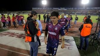 Luis Loroña, delantero titular, encabeza la lista de transferibles