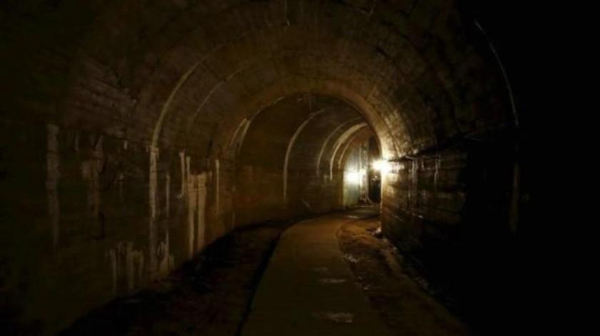Aparecen presuntas fotos del oro en tren nazi