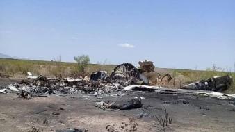 Piloto de avioneta caída está ligado a 'El Chapo'