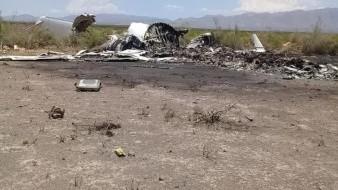 Familias, directivos y estudiantes entre víctimas de avionazo