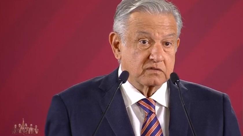 López Obrador busca que su gobierno entregue los recursos del Fondo Minero directamente a los pobladores.