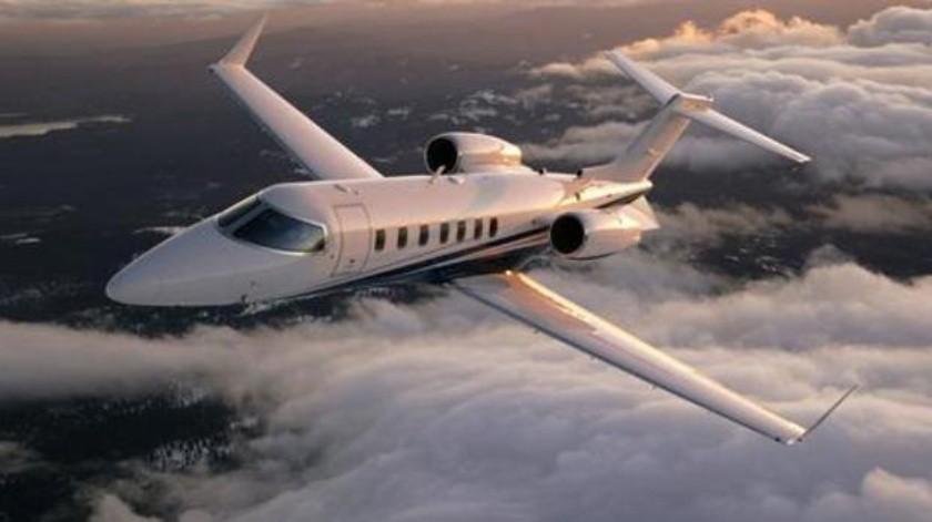 Viajar en un avión privado es un lujo que pocos pueden darse.(Tomada de la red)