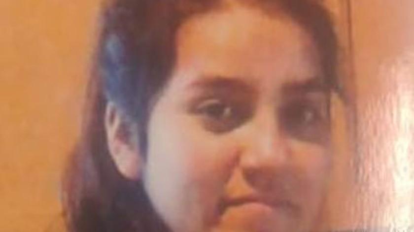 La menor desaparecida es Grecia Fernanda Anistro Nava de 16 años.(Cortesía)