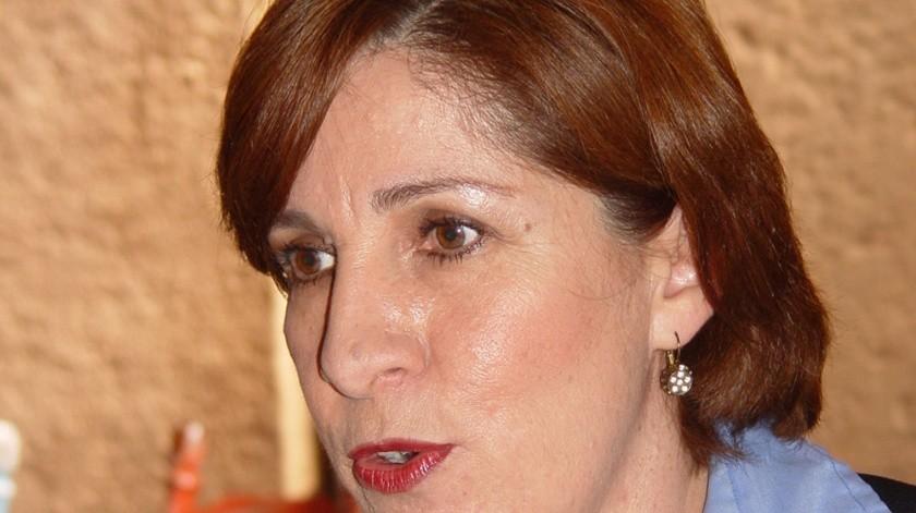 Mirna Rincón Vargas, alcaldesa de Rosarito.
