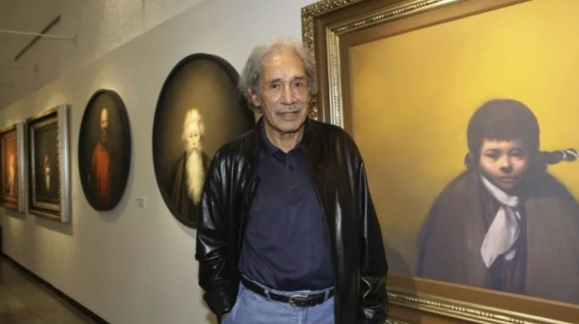 ¿Quién fue Rafael Coronel, escritor que murió a los 87 años?(Especial)