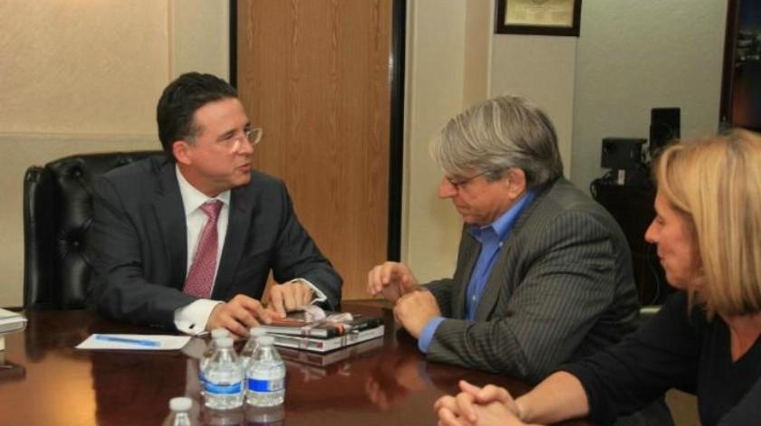Astiazarán recibe invitación para Parlamento Global de Alcaldes