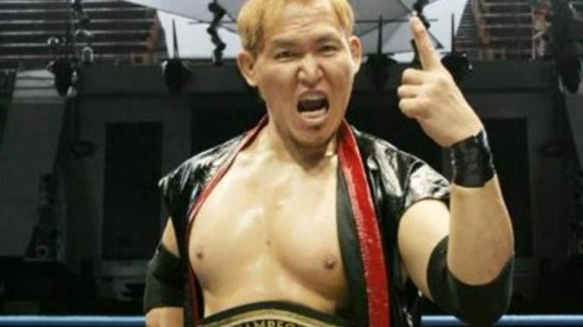 Okumura celebrará 20 años como luchador en gira por Japón