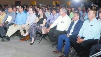 Evento Creamos ciuda con ex alcaldes de Hermosillo Francisco Burquez,Maria Dolores de el Rio,Ernesto Gandara Camou,Javier Gandara Maga�a y Alejandro Lopez Caballero - 5 : color