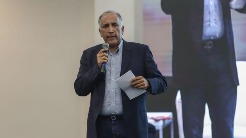 Héctor Osuna Jaime, de Movimiento Ciudadano.(Sergio Ortiz)