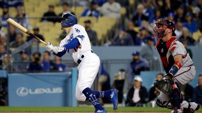 Enrique Hernandez(Copyright 2019 The Associated Press. All rights reserved., AP)