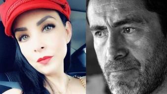 Lisset y Demián Bichir estuvieron casados.
