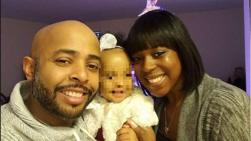 El hombre quemó viva a su hija para vengarse de su ex mujer por haber ganado la custodia de su hija.(Facebook)