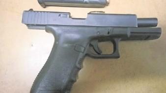 Pistola usada en tiroteo fue utilizada para impedir robo