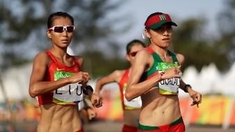 Maria Guadalupe Gonzalez, Liu Hong, Lu Xiuzhi - AUG. 19, 2016 FILE PHOTO