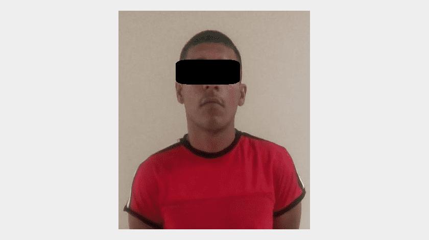 Presunto homicida es detenido con drogas(Cortesía)