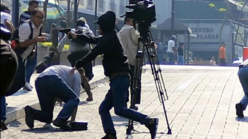 Niegan liberación de detenido por tiroteo en Cuernavaca(Especial)