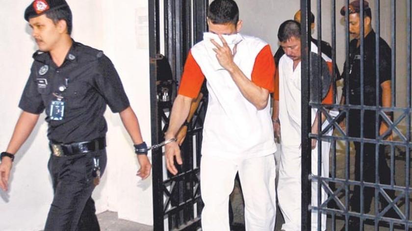Simón, Luis Alfonso y José Regino González Villarreal recibieron la conmutación de la pena de muerte.(Especial)
