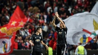 Benfica - Manchester United
