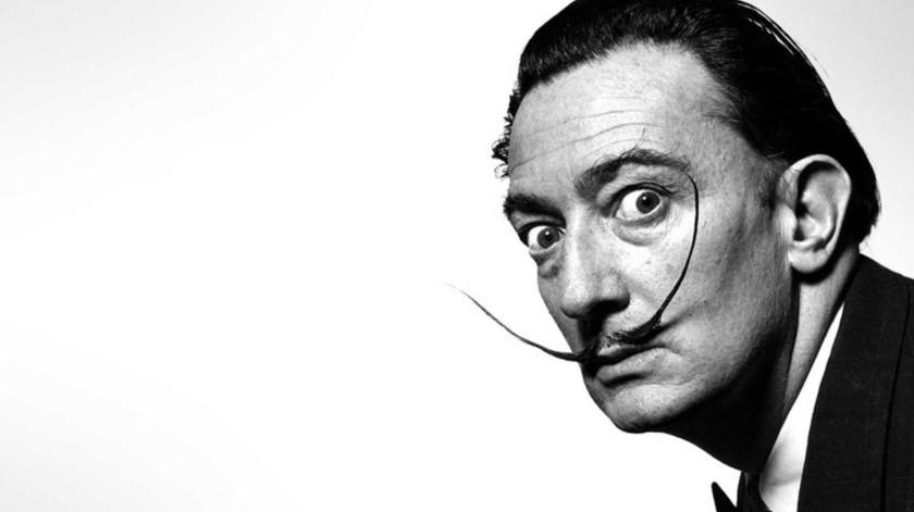 Salvador Dalí fue un artista imaginativo.