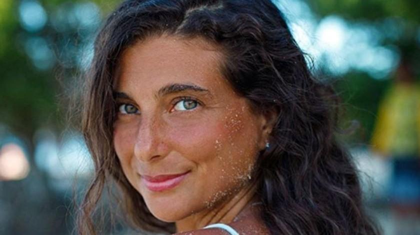 Kristina Carrillo-Bucaram tiene un canal de vida sana en redes sociales.