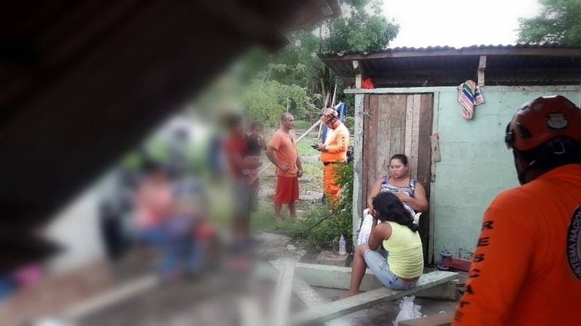 Un sismo de magnitud 6,5 en la escala abierta de Richter se registró este domingo en la provincia de Chiriquí, en el Oeste de Panamá.