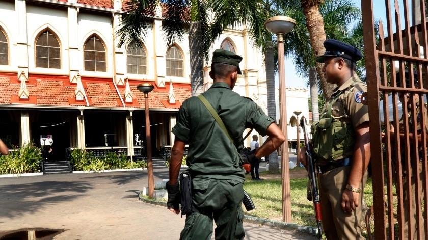Los cuatro sospechoso -un malasio, un indonesio y dos rohinyás birmanos- fueron detenidos durante una serie de redadas entre los días 5 y 7 de mayo en las ciudades de Klang Valley y Terengganu.(EFE, EPA)