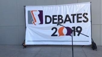 Participación ciudadana y corrupción, los temas más sonados en el segundo debate