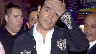 Pablo Montero de nuevo en problemas.