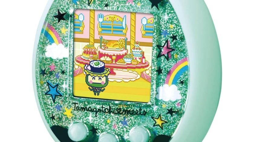 El nuevo Tamagotchi contará con pantalla a color y sus clásicos tres botones.
