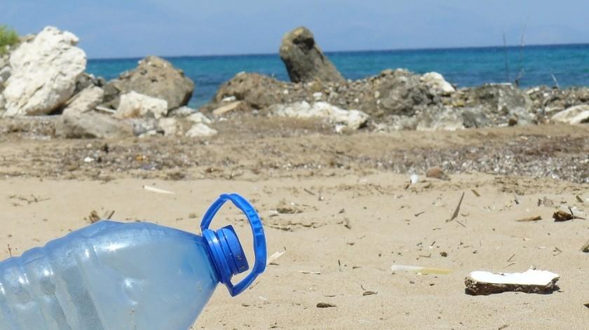 El estadounidense Victor Vescovo encontró una bolsa de plástico en el fondo de la sima Challenger, en la Fosa de lasMarianas, a una profundidad de 10 mil 935 metros.(Ilustrativa/Pixabay)