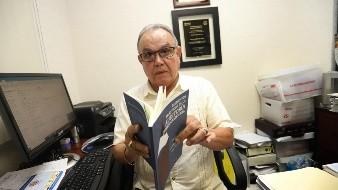Isidro Real Pérez, doctor en Administración Educativa.