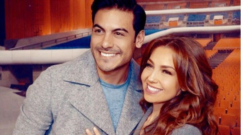 La cantante Thalía ha lanzado una nueva canción y ahora lo hace con uno de los cantantes más importantes del momento en la escena mexicana, Carlos Rivera