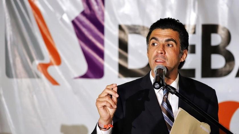 Paulo Alfonso Carrillo, del PBC.(José María Cárdenas)