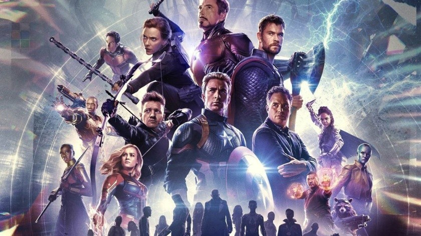"""El talento de los actores que dieron vida a los """"Avengers"""" hace que su agenda nunca esté vacía."""