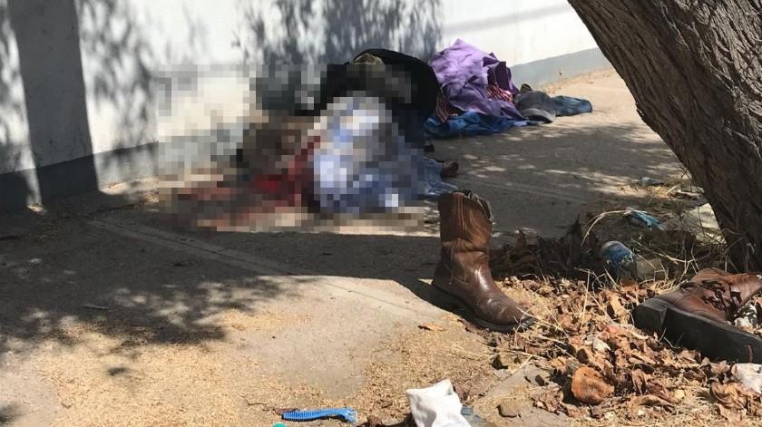 Lo hallan sin vida y con signos de violencia en el Centro(Especial)