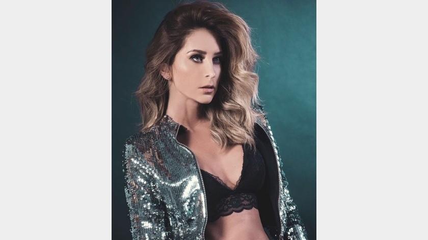 Geraldine Bazán(Instagram)