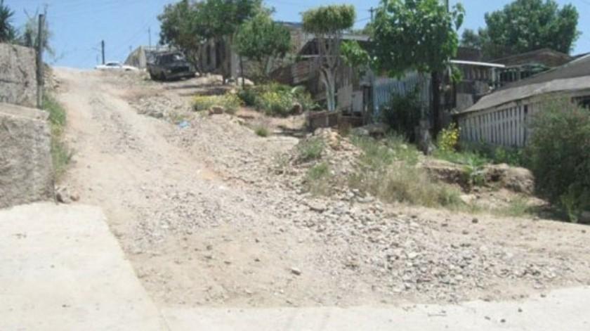 El hallazgo se registró a las 7:10 horas, en un área de terracería localizado en la calle Mercurio.(Archivo)